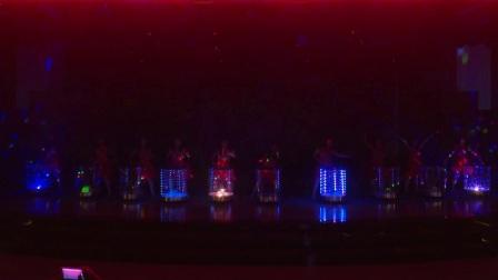 少儿舞蹈《鼓动未来》演出单位:文昌市众艺培训学校