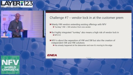 NFV at the Edge of the network, Challenges and solutions