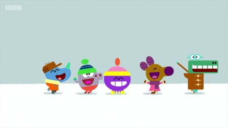 Hey Duggee:The Snowman Badge