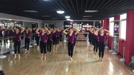 河南省星之海舞蹈教育舞蹈师资班(中国舞蹈家协会等级教师培训注册教师4-6级考试)