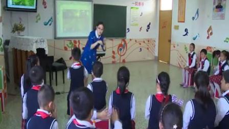 小学音乐《风景如画-森林的歌声》教学视频,徐多娇,浙江省小学音乐课堂教学评比一等奖