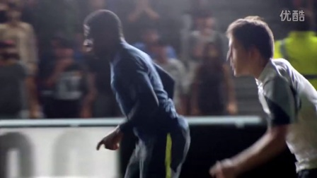 耐克Nike新广告 C罗 鲁尼 内马尔 伊布 库尔图瓦等耐克球星全亮相_超清