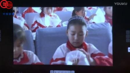 小学科学《周围的空气》说课视频,第四届全国小学科学教师实验教学说课视频录像