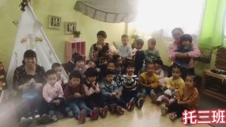 重阳节~小朋友对老人们的祝福语