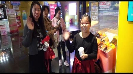《全球风暴》 影评会,中国巨幕观影会 秦皇岛中影国际影城