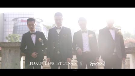 JUMP LIFE STUDIO(匠朴)【婚礼快剪】2017/10/28 希尔顿