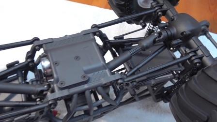 MST MTX 大脚车开箱评测