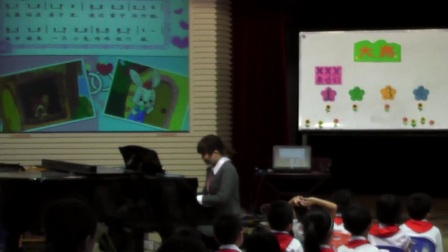 二年級音樂《大鹿》廣西中小學優質課及觀摩活動-黃凌霄