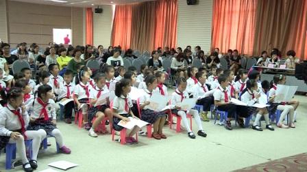 二年級音樂《大鹿》廣西中小學優質課及觀摩活動-盧倩倩