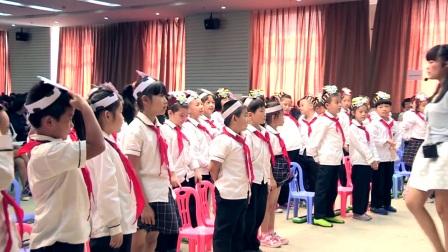 桂教版二年级音乐《猜谜谣》广西中小学优质课及观摩活动-李春萍