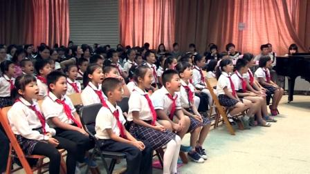 三年級音樂《法國號》廣西中小學優質課及觀摩活動-陳景翠