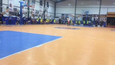 少儿/青少年篮球培训加盟品牌美国篮球学院—USBA西安北郊校区试训