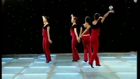 中国民族民间舞蹈等级考试6级03跷跷板
