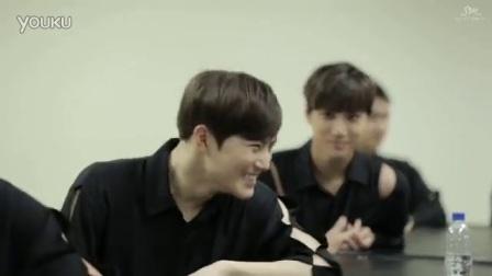 160914 EXO、刘在石 《Dancing King》 预告_标清