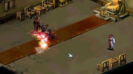 【3DM游戏网】《武林群侠传》黑白无常战斗流程