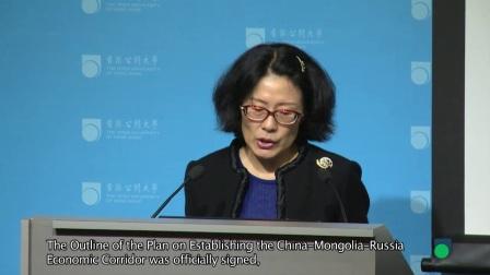 香港公开大学 公大讲堂:不断开创新气象的中国特色大国外交