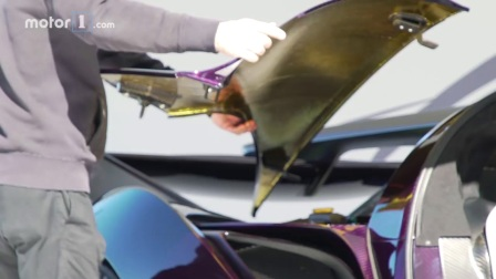 Apollo Intensa Emozione 'IE' - The new Batmobile