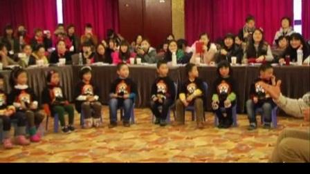 大班歌唱活动《好汉歌》含教师说课幼儿园优质课视频音乐公开课