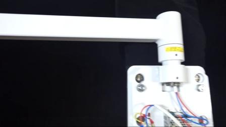 墙式LED手术灯安装视频