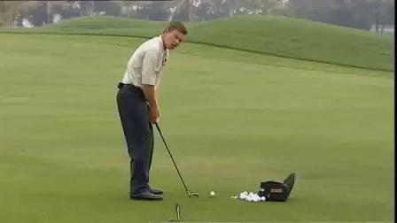 高尔夫初学者教学步骤