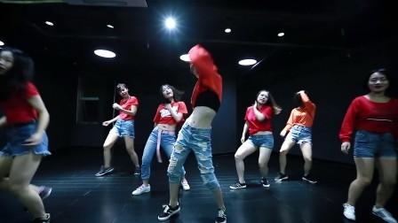 派澜舞蹈|动感活力韩国舞蹈结课《Work》舞蹈视频