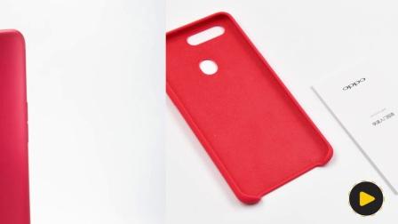 OPPO R11s 开箱:一抹惊艳红