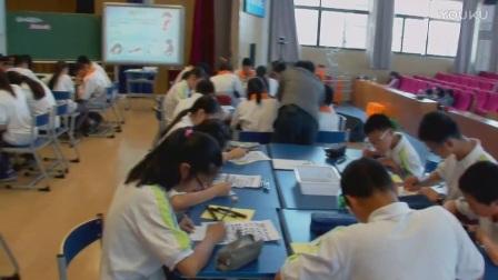 2016年杭州市初中美术拓展课堂教学研讨《反转世界》教学视频