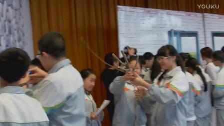 2016年杭州市初中美术拓展课堂教学研讨《巧用树枝布置墙面》教学视频
