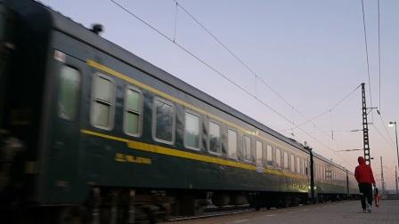 T312次进开原站