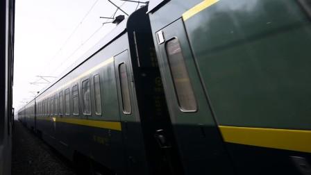 K5211次北京西出站, 交汇Z152次