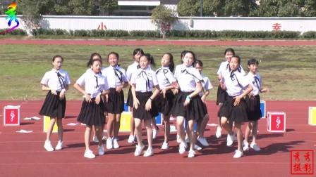 舞蹈《叮铃铃》——临安区锦城第二初级中学
