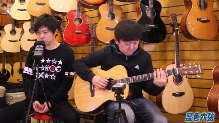 周杰伦《告白气球》吉他弹唱 Solo By【蓝色六弦】独家编曲
