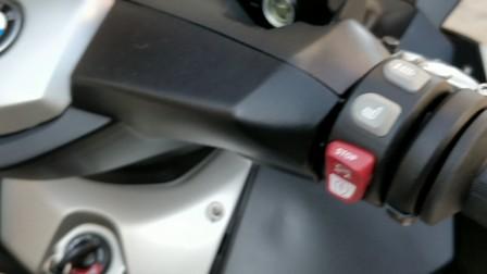 2014年宝马C650GT 高配ABS版 碣石旋风机车行 VX/手机13267727836