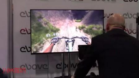 虚拟现实与现实互动自行车运动模拟器
