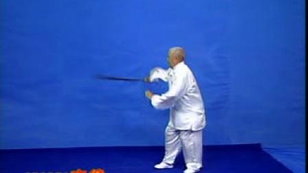 白猿通背拳---天罡刀(张贵增)