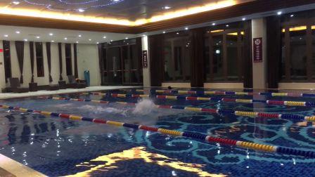 20171105-25米蝶泳小冲