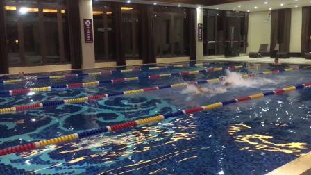 20171105-25米自由泳小冲