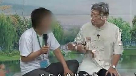 張釗漢醫師原始點療法   2012 案例集 (左脚足底后断痛,小脚痛)