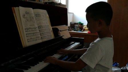 牛仔弹钢琴《生日蛋糕》
