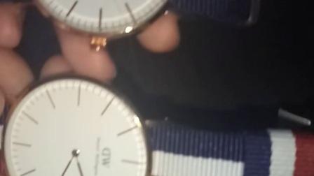 dw丹尼尔惠灵顿手表鉴别视频