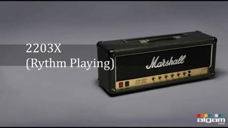 Classic Marshall Amps Comparison - Shootout (Super Lead, JCM 800, JCM 900)