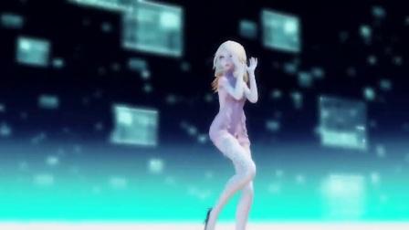 【MMD】未来科技妹子的舞蹈!