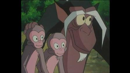 西游记动画版 第01集 猴王出世