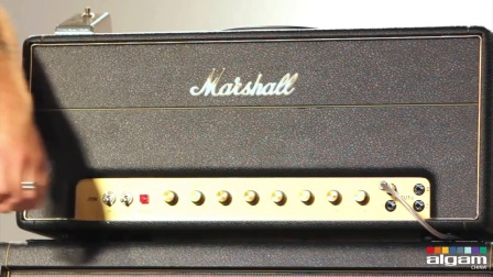 Marshall Handwired 2245THW - Product Demo
