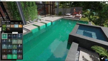 Materials_ Water presets