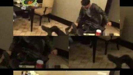 王祖蓝朋友微博曝光家暴李亚男的照片,撕扯头发局面混乱,之后却来了个大逆转