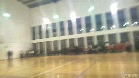 武宁中小学生男子篮球赛2
