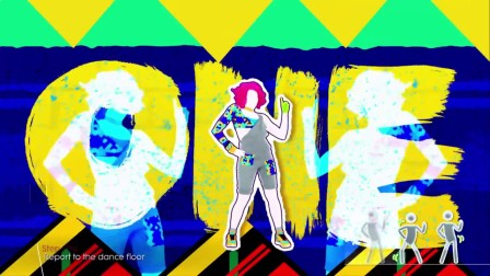 Just Dance 2018 - Instruction