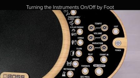 DR-01S快速入门3:如何利用功能适用各种歌曲