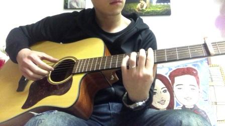 久石让-《天空之城》-吉他指弹